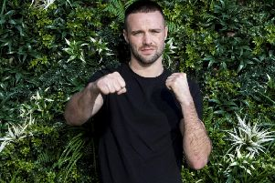 Josh Taylor is gearing up for the World Boxing Super Series. Picture: SNS.