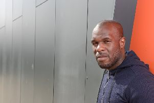 Christian Nade has opened up about his struggle with depression in a bid to raise awareness and help others. Picture: Neil Hanna