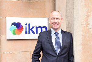 IKM Consulting MD David Taylor says its latest surveying system 'can only improve the way roadway projects are undertaken in the future'. Picture: contributed