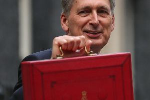 Philip Hammond could have billions to spend, says Brian Monteith. Picture: Daniel Leal-Olivas/AFP/Getty Images