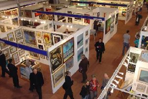 Picture: Edinburgh Art Fair