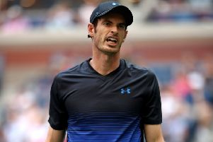 Andy Murray aims to play more events in 2019 as he continues to improve after hip surgery. Picture: Julian Finney/Getty