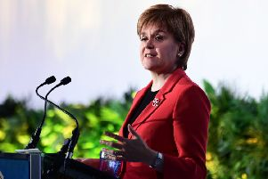 Nicola Sturgeon has faced calls for a public inquiry. Picture: John Devlin