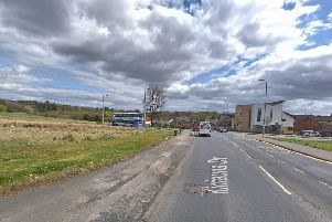 Darren's body was discovered by a member of the public on a path near Kinfauns Drive, in Drumchapel. Picture: Google