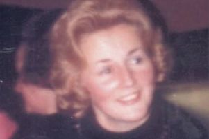 Renee MacRae, and her three-year-old son Andrew, disappeared on 12 November 1976. Picture: PA