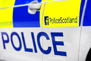 A man is recovering in hospital after being stabbed in South Lanarkshire.