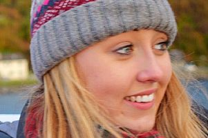 Katie Allan was found dead in her cell in Polmont  in June. Picture: Family handout/PA Wire
