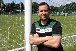 Stirling University eyeing Scottish Cup history with Elgin City test