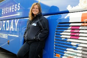 Michelle Ovens MBE''Director'Small Business Saturday