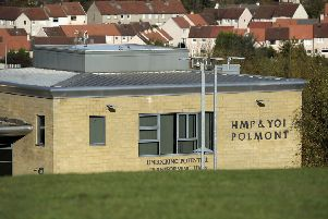 Robert Wagstaff was found dead in his cell at Polmont Young Offenders' Institution. Picture Michael Gillen.