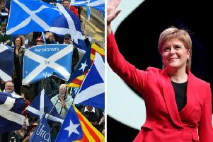 Nicola Sturgeon: I won't call a second Scottish independence vote this year