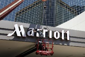 A Marriott hotel. Picture: AP