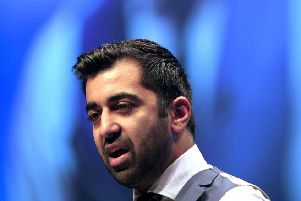 When Scottish Labour urged the SNP to mitigate the impact on claimants of Tory-imposed benefit limits, the response from Justice Secretary Humza Yousaf was as shrill as it was incoherent. Picture: Andy Buchanan/AFP/Getty Images