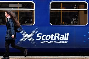 ScotRail have advised passengers to check their local timetables. Picture: Getty