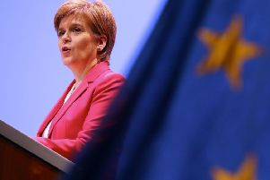 Nicola Sturgeon has been snubbed over the Brexit TV debates. Picture: PA