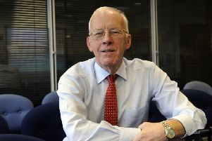 Sir Ian, who made his name developing the Wood Group into a global oilfield services company, said that dealing with Brexit had been an 'extraordinarily difficult task'. Picture: Jane Barlow