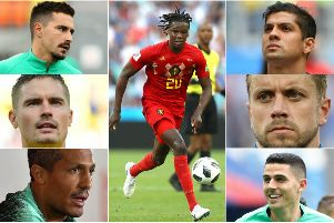 Seven players netted four Scottish clubs money for their World Cup exploits this summer. Pictures: Getty Images