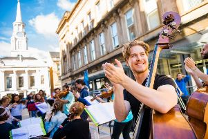 The Burns & Beyond festival will take over some of Edinburgh's most historic spaces at the end of January. Picture: contributed