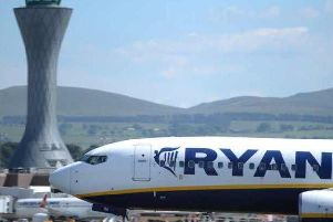 Ryanair has been named the worst airline serving UK airports for the sixth year in a row. Picture: Neil Hanna