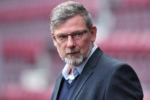 Hearts manager Craig Levein. Picture: Ross Parker/SNS