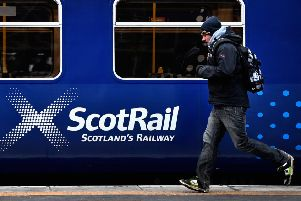 ScotRail estimates they will hit their punctuality targets - in two years' time. Picture: Jeff J Mitchell/Getty Images