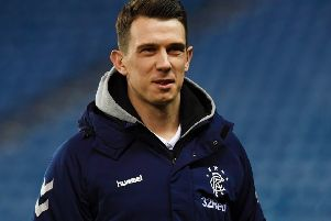 Rangers' Ryan Jack. Pic: SNS/Craig Williamson