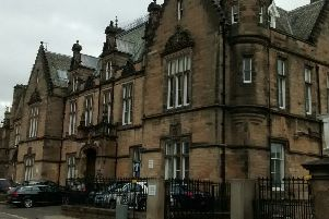 The trial took place at Stirling Sheriff Court