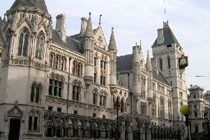 The case of the man, who has not been named, was heard at the High Court in London