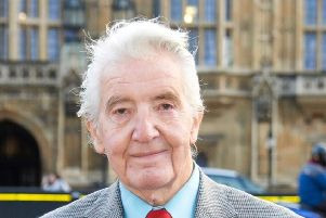 Labour MP Dennis Skinner. Picture: Wikimedia Commons/Flickr