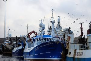 Fishing has become a key Brexit battleground. Picture: AFP/Getty