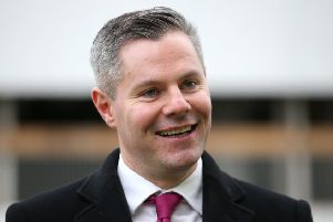 Finance Secretary Derek Mackay. Picture: PA Wire