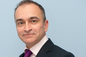 David Buchanan-Cook is Head of Strategic Insight at the Scottish Legal Complaints Commission