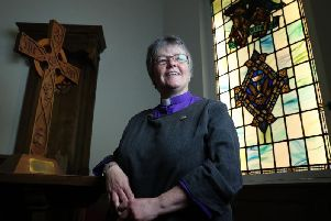 Church of Scotland Moderator Rt Rev Susan Brown. Pic: PA