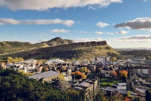Edinburgh has been voted the best city for students to live and learn.