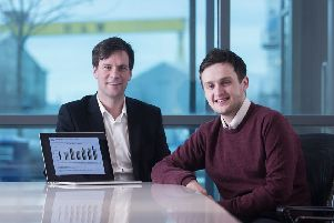 From left: Orca co-founders Iain Niblock and Jordan Stodart. Picture: Contributed