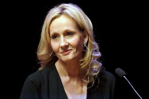 Harry Potter author JK Rowling. Picture: Getty Images