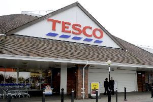 Tesco, Falkirk Retail Park: New Year's Eve - 6am-7pm / New Year's Day - 10am-6pm