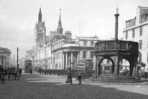 Aberdeen toyed with the idea of noise-reducing parquet pavements in the 19th century. Picture: Hulton Archive/Getty Images