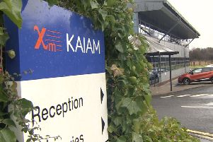 300 workers from Kaiam lost their jobs on Christmas Eve.