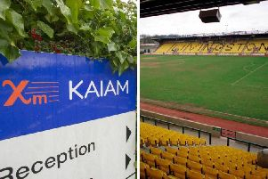 Livingston FC have donated restaurant vouchers and match tickets to workers at troubled Kaiam.