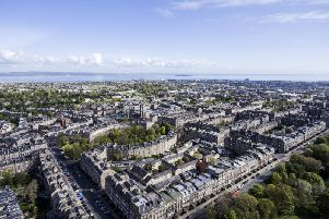 Which of these expensivee Scottish streets would you live on if money were no object? (Photo: Shutterstock)