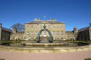 The state-of-the-art facility is to be built at Dumfries House near Cumnock in Ayrshire.