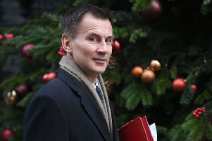 Jeremy Hunt was urged to take action. Picture: PA Wire