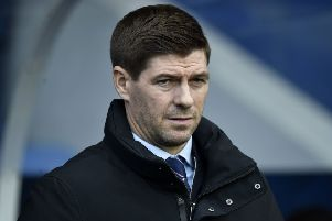Steven Gerrard and Rangers have been busy in the opening days of the transfer window. Picture: SNS Group
