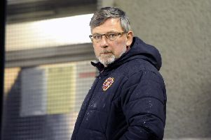 Craig Levein will appear at Hampden today in a bid to clear his name. Picture: Michael Gillen.