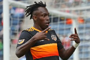 Alberth Elis has been linked with Celtic but the Honduran ace is unlikely to make the move to Scotland. Picture: Getty Images