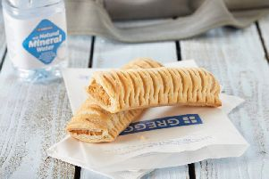 The new vegan sausage roll from Greggs has caused plenty of debate (Photo: Greggs)