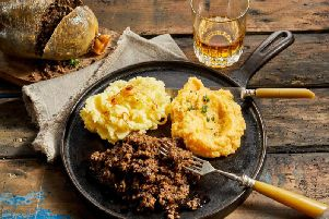 If you're planning on hosting a Burns supper this year, here's everything you need to know (Photo: Shutterstock)