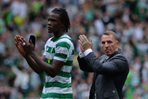 Brendan Rodgers could make further moves in the transfer market both in and out of Celtic. Picture: Getty Images