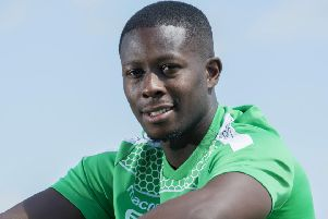 Marvin Bartley admits that manager Neil Lennon 'just wants the best for us'. Picture: SNS.
